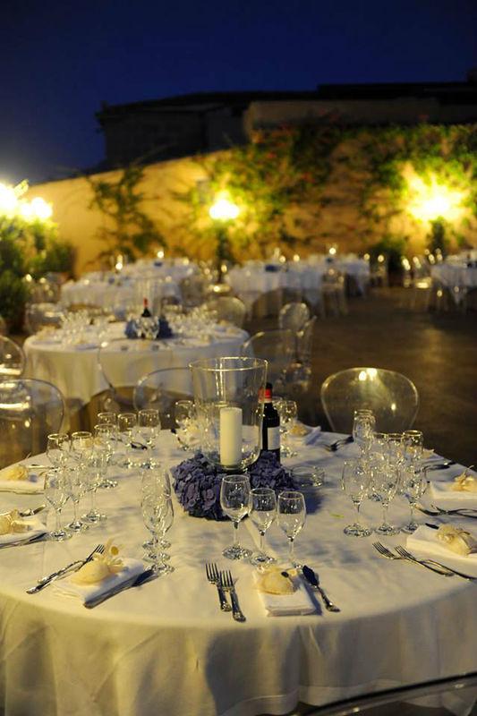 PupiInglese banqueting