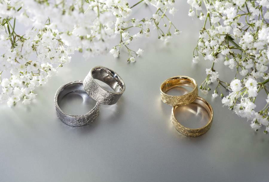 Beispiel: Einzigartige Ringe, Foto: Stähli Goldschmied.