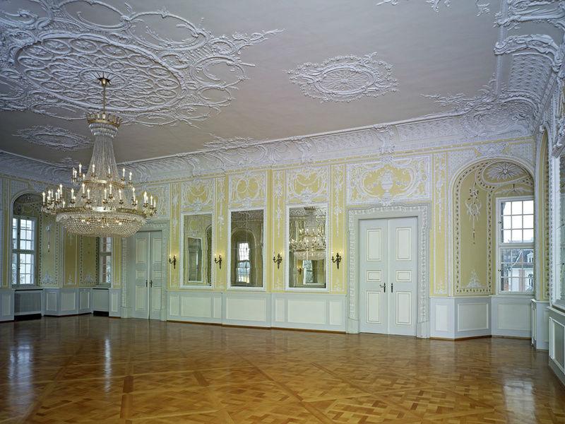 Beispiel: Kammermusiksaal, Foto: Schloss Bruchsaal.