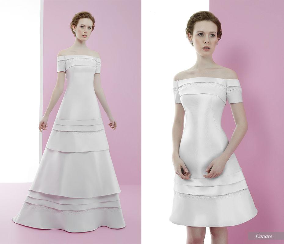 Eunate, Miquel Suay Bridal Collection 2016