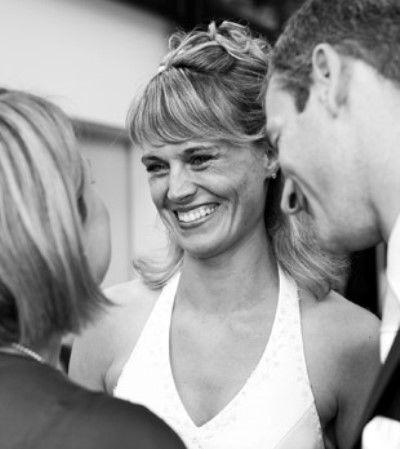 Beispiel: Glückliches Brautpaar, Foto: Reden & Zeremonien Imke Klie.