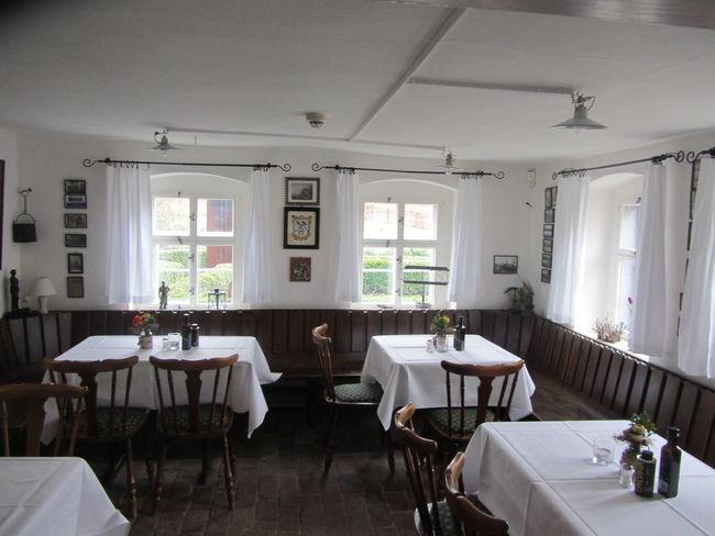 Beispiel: Kleine Stube, Foto: Schmiedelandhaus.