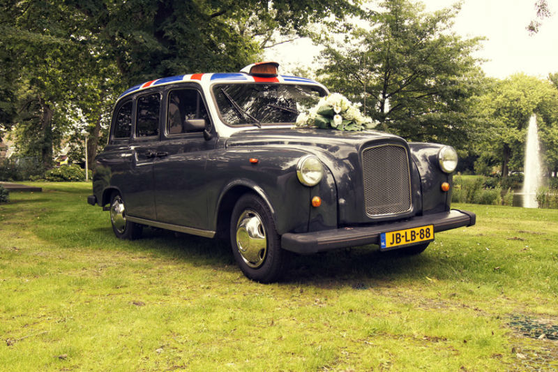 Engelse Trouw Taxi