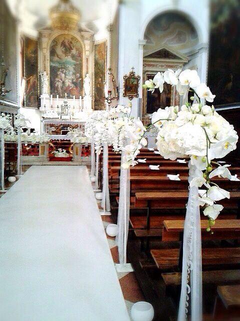 Maison Mariage Party & Wedding Planner: navata chiesa
