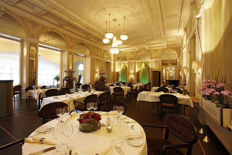 Restaurant Galerie  Foto: Hotel Schweizerhof Luzern