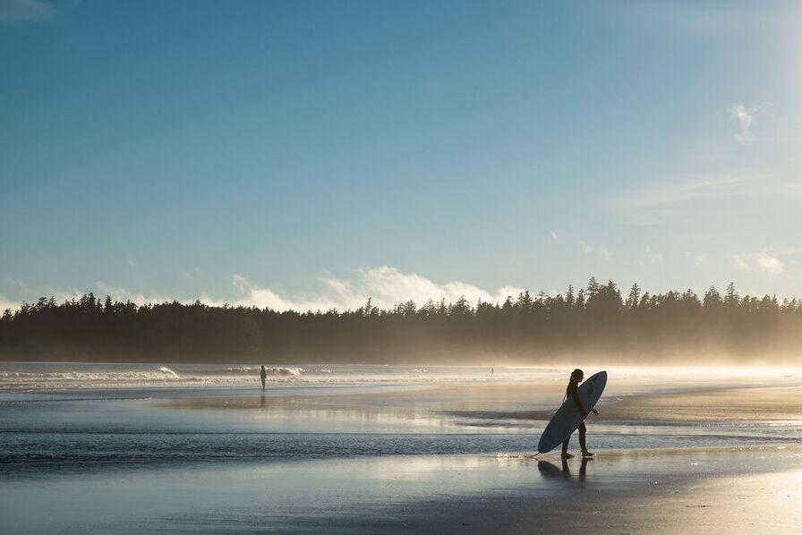Nomade In World - CANADA - Ile de Vancouver