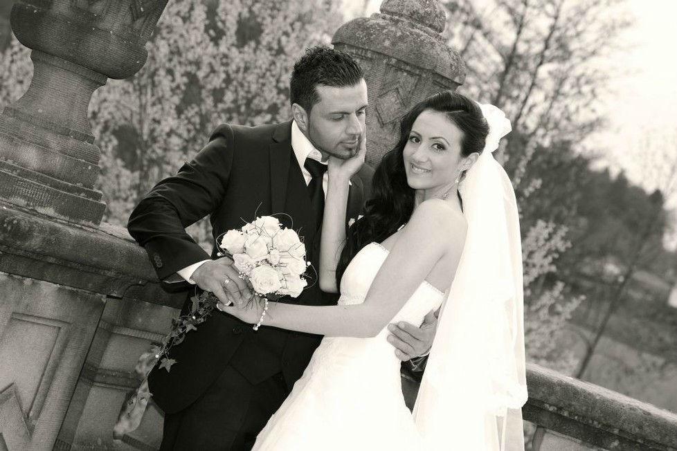 Beispiel: Wunderschöne Hochzeitsfotos, Foto: Troy Productions.