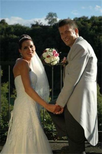 Beispiel: Individuelles Hochzeitspaket, Foto: Anjas Homecut.