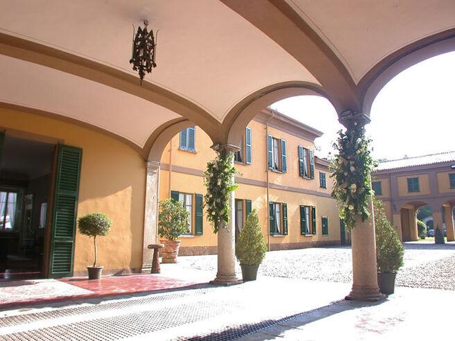 Porticato di Villa La Valera