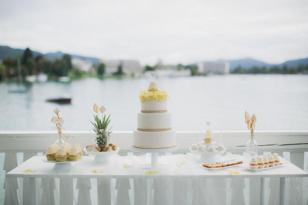 Beispiel: Sweet Table. Foto: wedding AGENCY