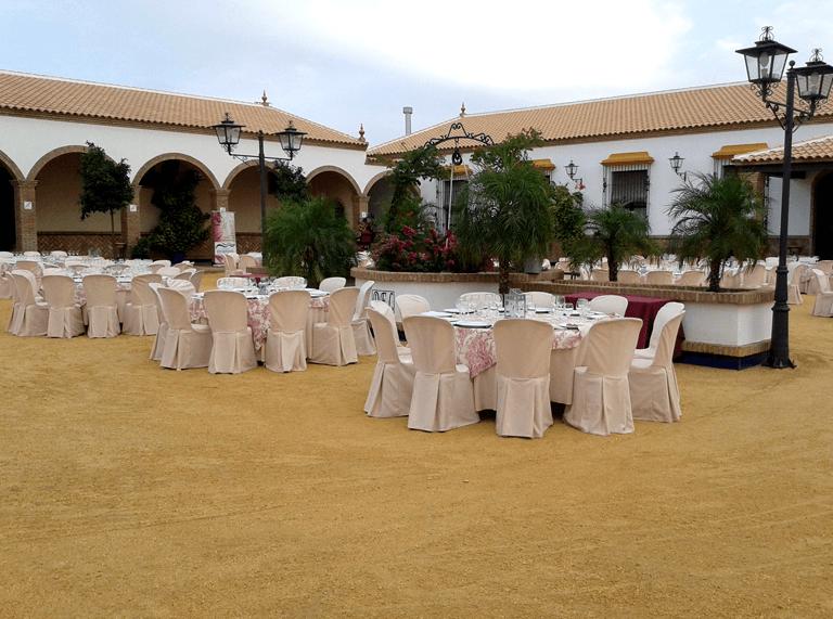 Los Molinos Catering.
