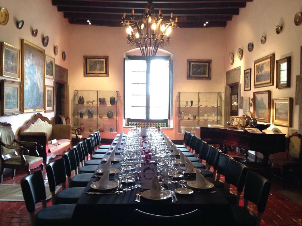 Masía Museu Serra.