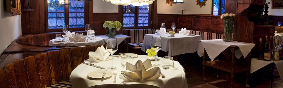 Beispiel: Räumlichkeiten, Foto: Traube Romantisches Hotel & Restaurant.