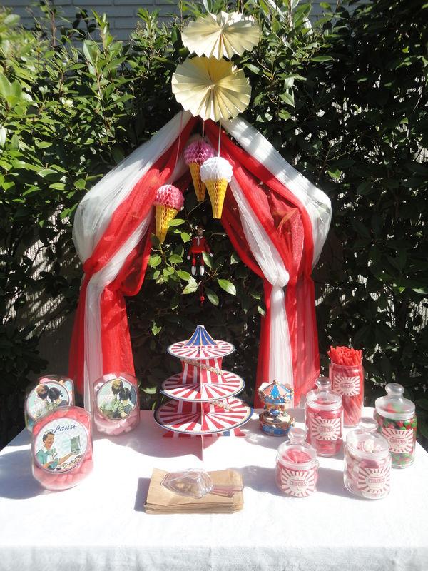 Candy Bar circo