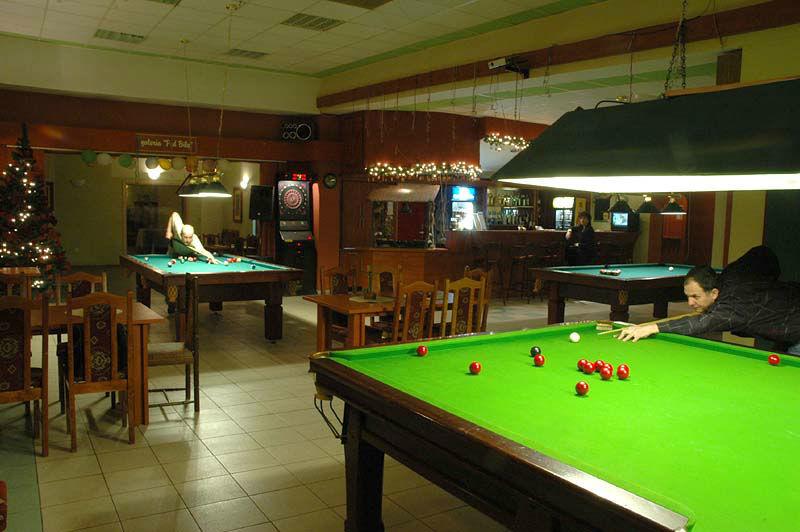 Wesele w Snooker Club