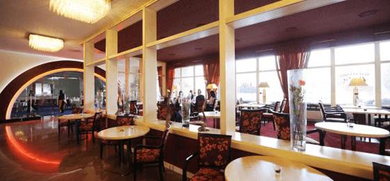Beispiel: Restaurant, Foto: Grand Hotel La Strada.
