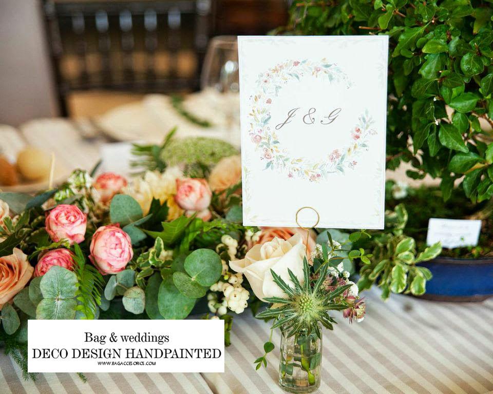 Wedding planner. Decoración integral de bodas. Detalle de la decoración que preparamos para la Boda G&J