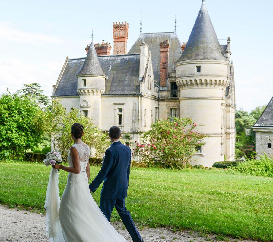 Mariage château