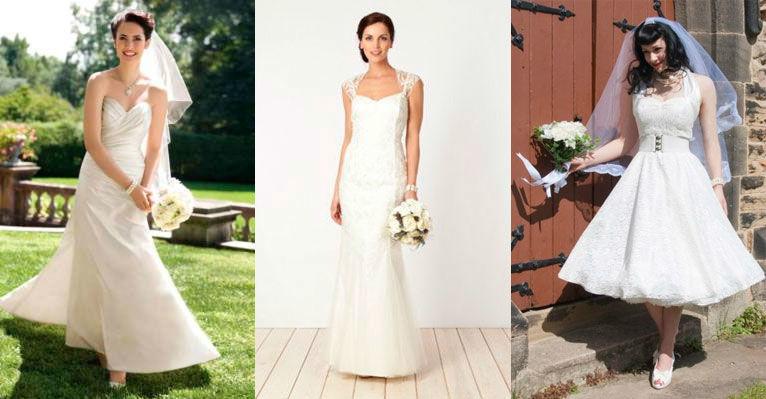 Beispiel: Brautmode bei Ladenzeile Foto: Ladenzeile.de