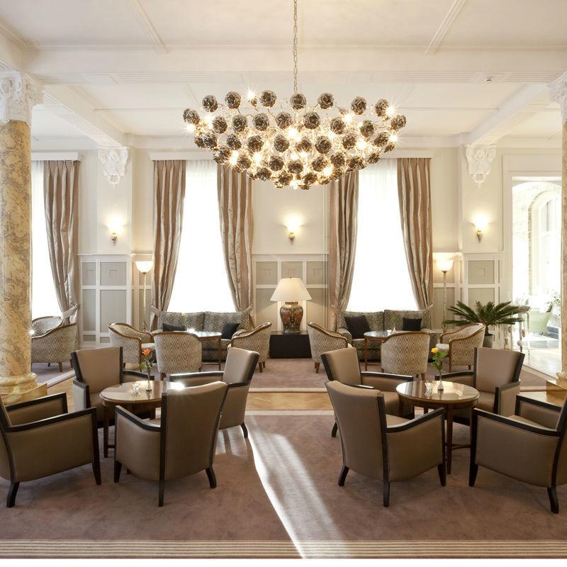 Beispiel: Lobby, Foto: Cresta Palace.