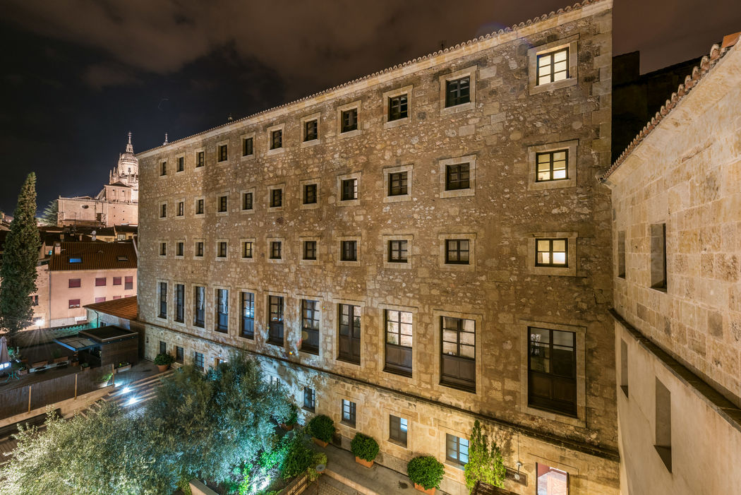Hotel Palacio de San Esteban.