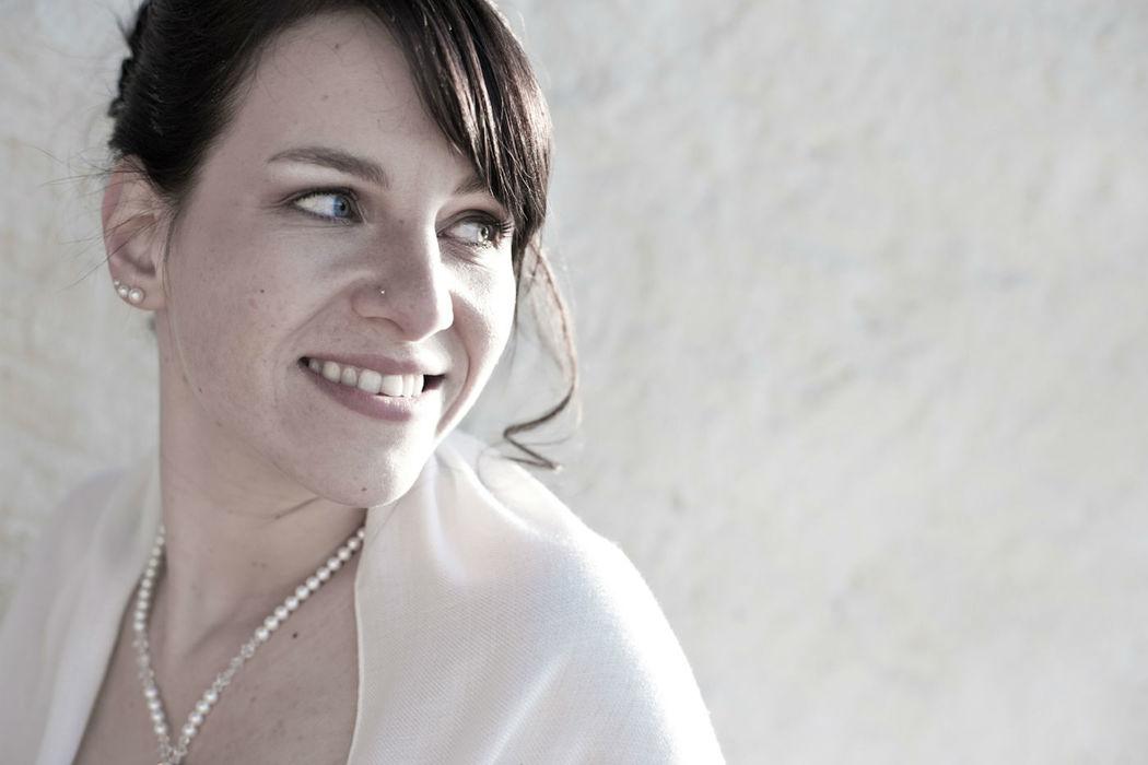Beispiel: Portrait der Braut, Foto: ClaudiART.