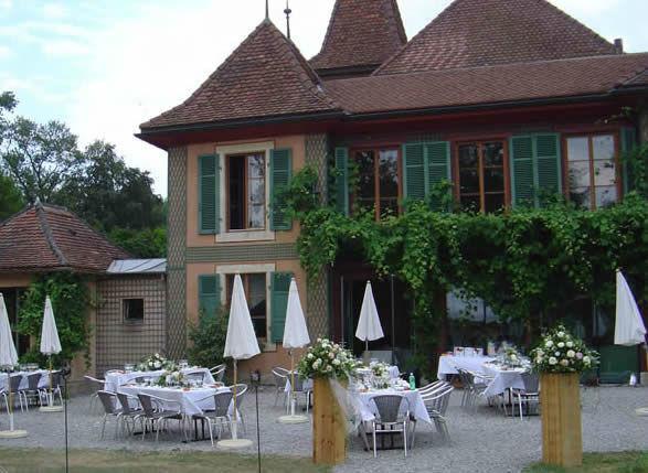Beispiel: Der Partyservice für Ihre Hochzeitsfeier, Foto: Urs Hauri.