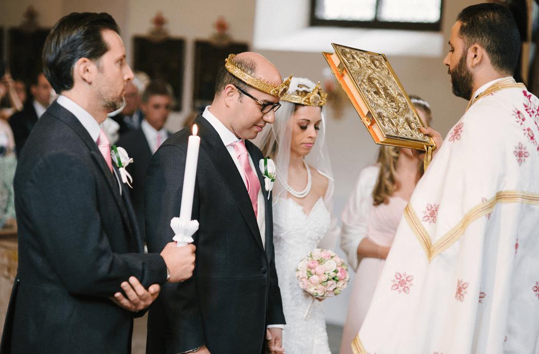 orthodoxe Trauung