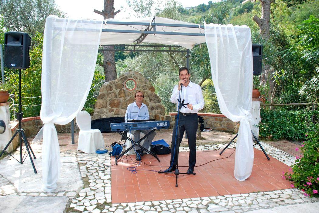 Marco e Gabriele: Musicisti per matrimonio