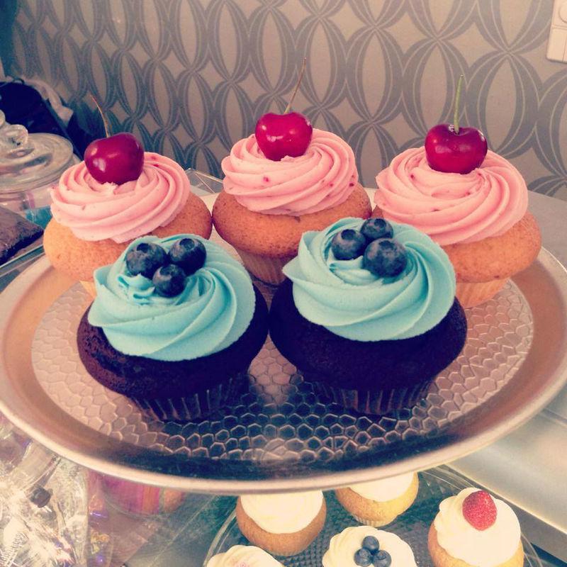 Beispiel: Cupcakes, Foto: Cupcake Berlin.