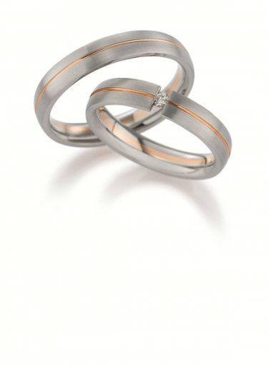 Beispiel: Mehrfarbige Ringe, Foto: Juwelier Schönmann.