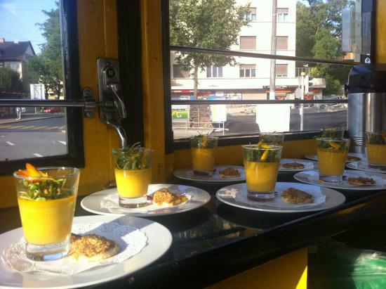 Beispiel: Apéro mal anders, Foto: Ragaz Catering.