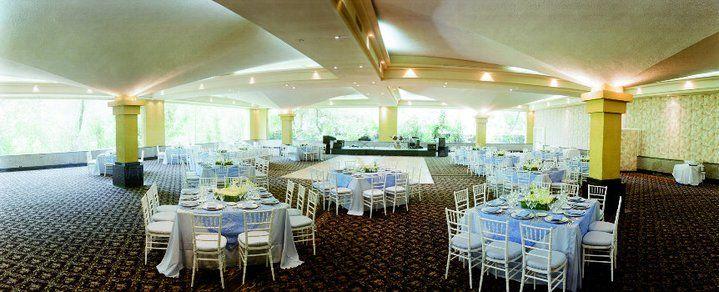 Decoración y ambientación elegante - Foto Banquetes Casino Tlalpan