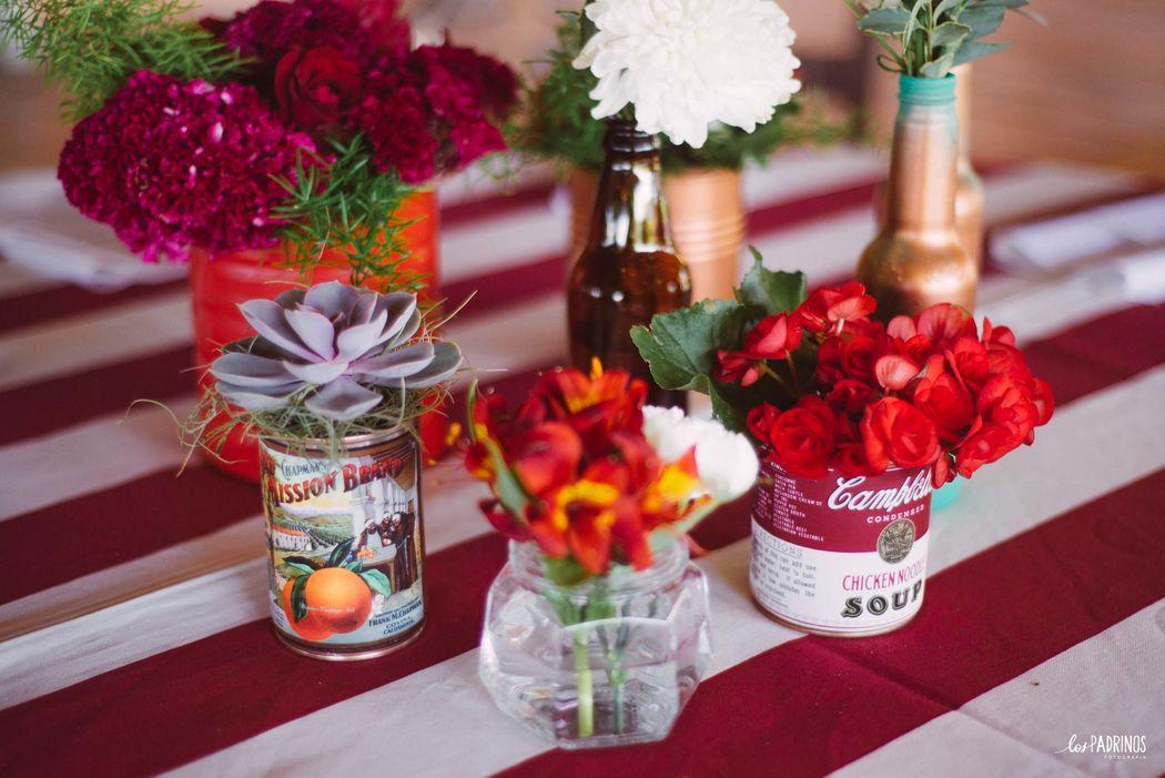 Flores - Carol e Fabrício