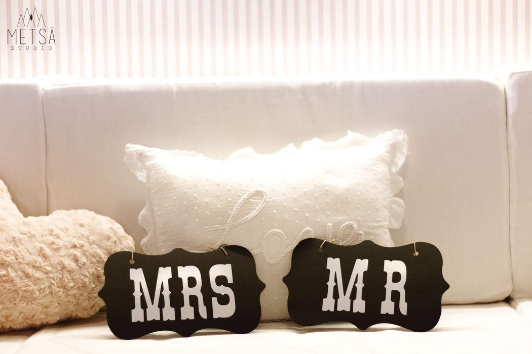 Mr & Mrs RetroCaravan El Botón Rosa
