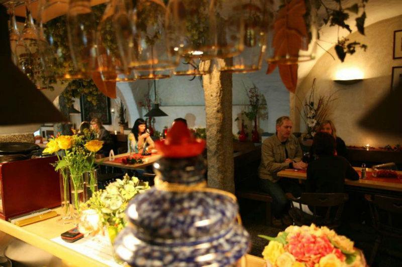 Beispiel: Restaurant, Foto: AKZENT Hotel Goldener Hirsch.