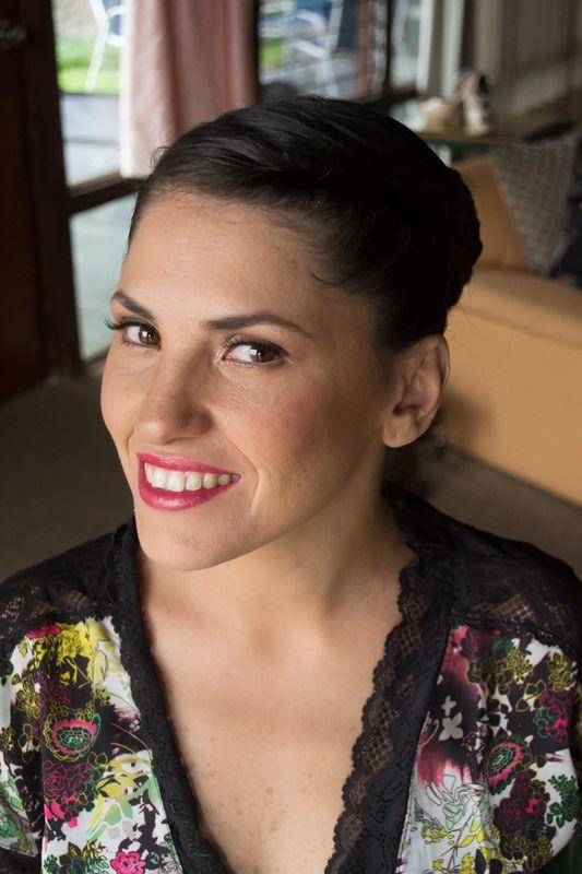 Ornella Maquillaje con Aerógrafo - Boda de día