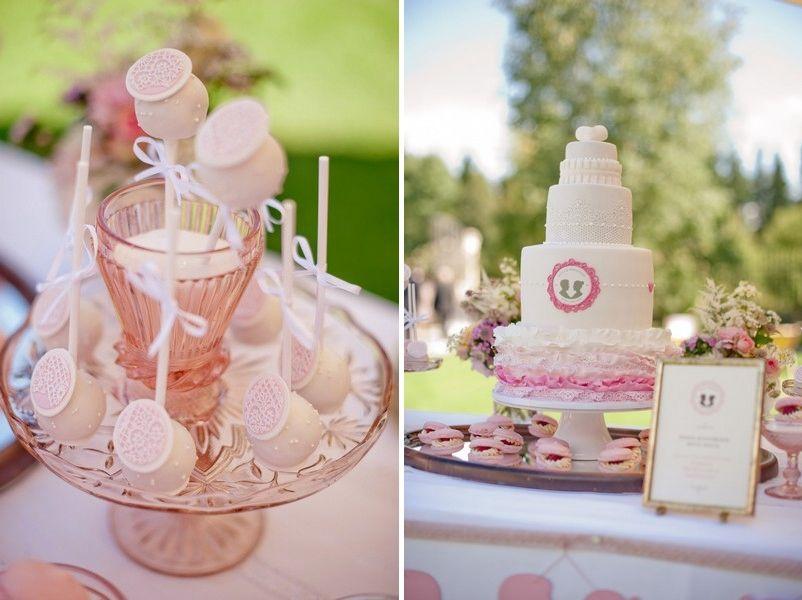 Sweet-Table, Hochzeit auf Gut Sonnenhausen Foto: www.petrafritzihennemann.de