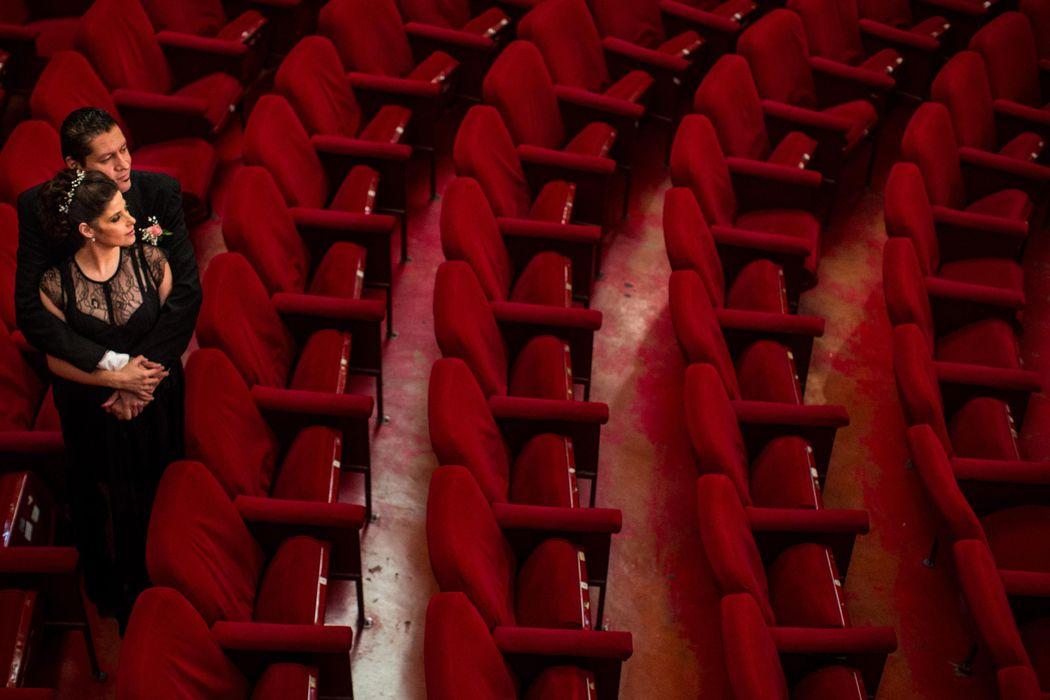 Teatro Juarez, Pueblo mágico; El Oro