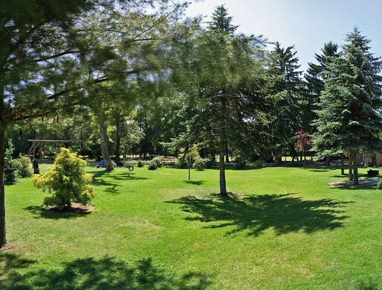 Beispiel: Gartenanlage, Foto: Milanhof.