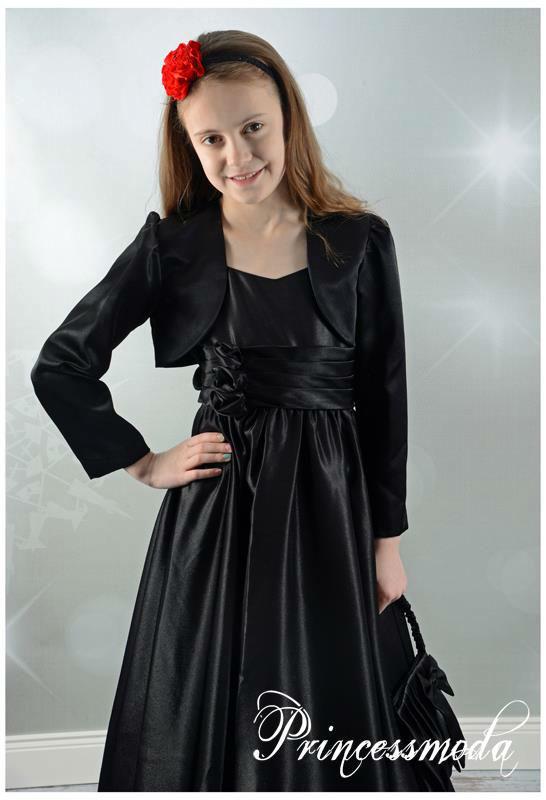 Beispiel: Festkleid, Foto: Princessmoda.