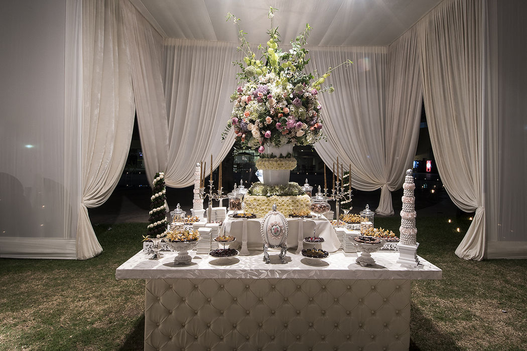 Hermosa mesa de dulces!!