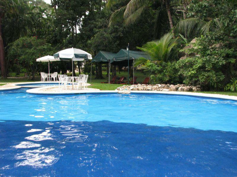 Hotel Nututun Palenque en Chiapas