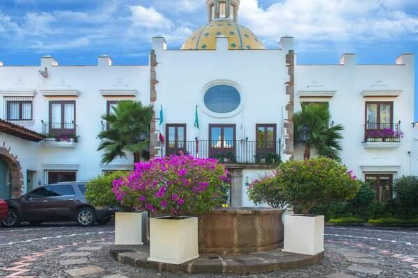 Anticavilla Hotel, Restaurante y Spa