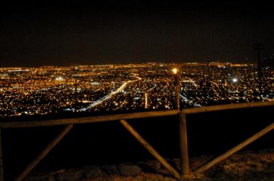 Mirador del Valle Santiago