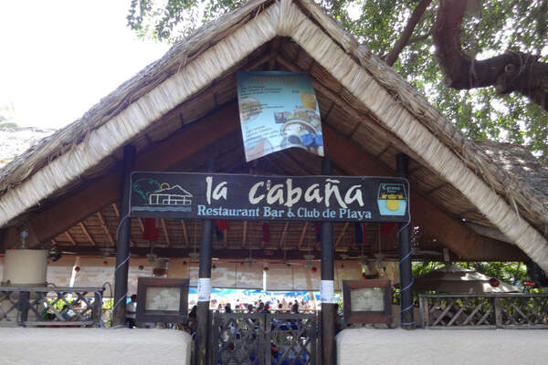 La Cabaña de Caleta