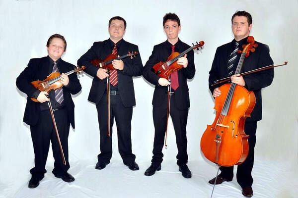 Quarteto de Cordas G4 Strings