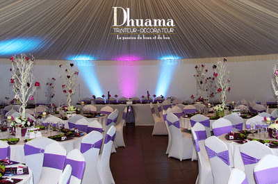 Dhuama Afro Wedding