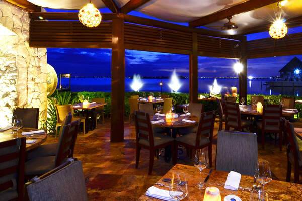 Restaurante Harry's - Cancún