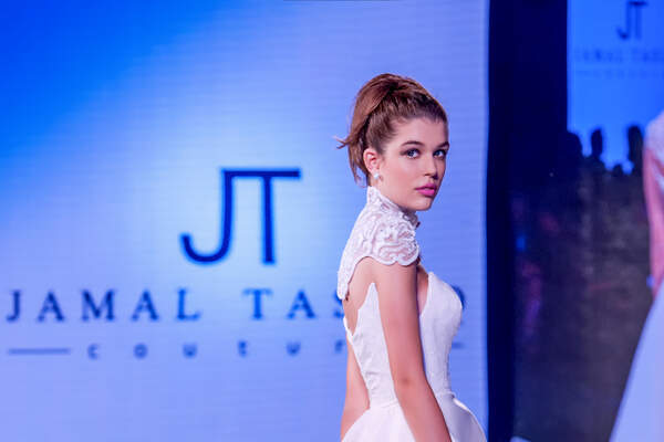 Jamal Taslaq bridal collection